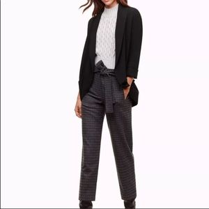 Aritiza Wilfred Chevalier Open Blazer, Black Sz 2